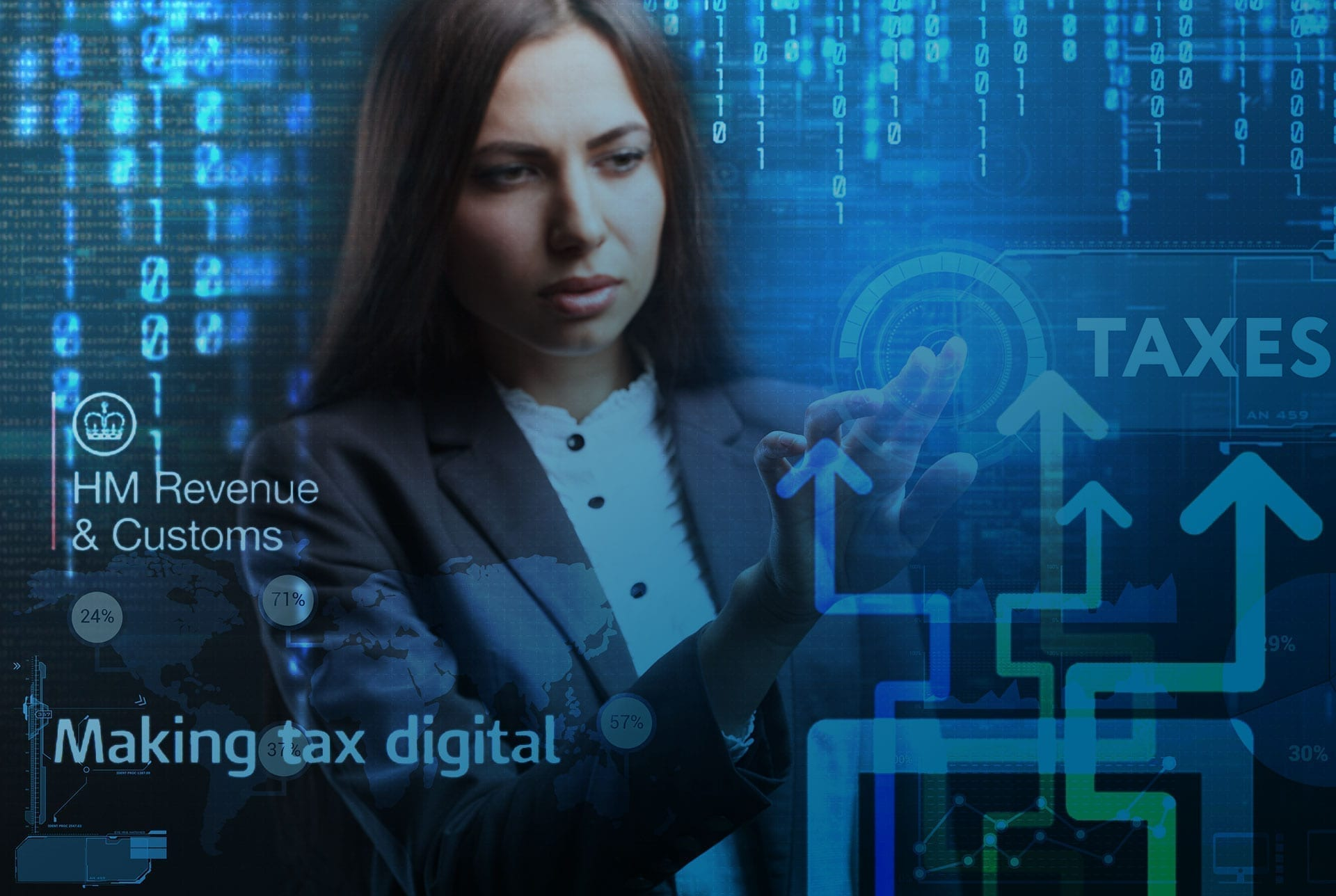 Matthews Hanton digital taxation advice