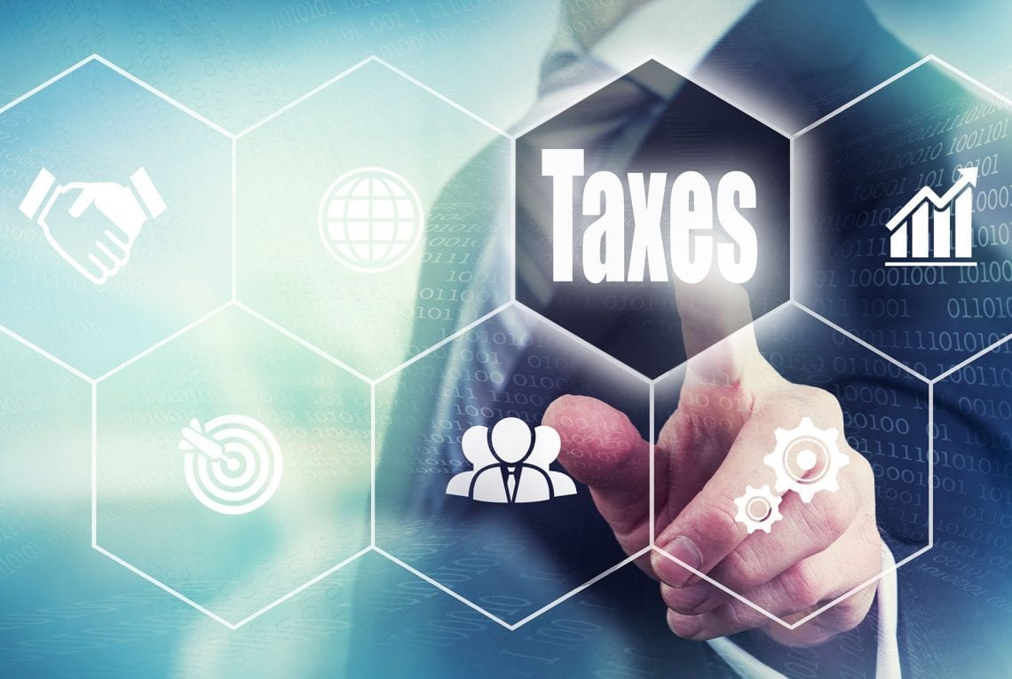 Matthews Hanton taxes image